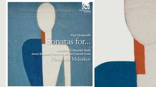 Alexander Melnikov et autres musiciens jouent les sonates d'Hindemith