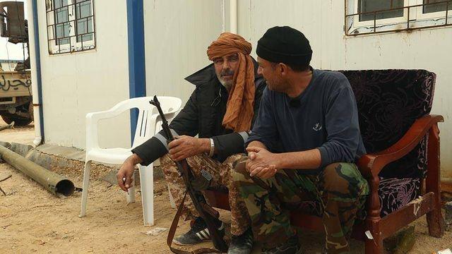 Les Maîtres de Tripoli - Arte reportage