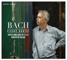 Pierre Hantaï-CD Clavecin-Mirare