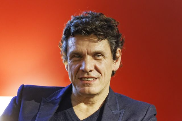 Marc Lavoine, 27 mai 2014.