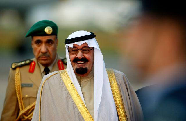 Le roi Abdallah d'Arabie Saoudite vient de mourir