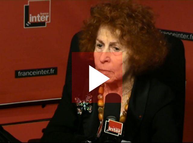 Marceline Loridan-Ivens dans la matinale pour le 70ème anniversaire de la libération des camps de concentration