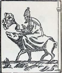 Gravure de Cranach évoquée par Philippe Dagen