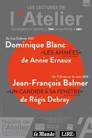 """Lecture """"Les années"""" d'Annie Ernaux"""