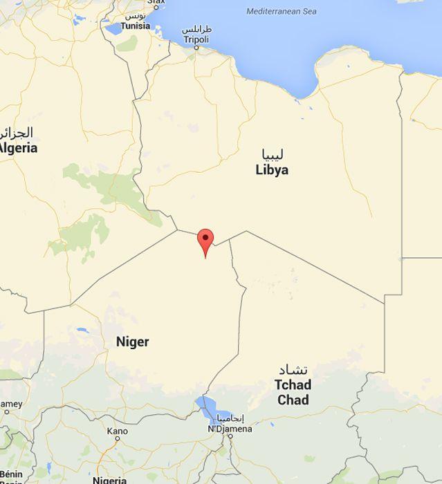 Madama en Libye