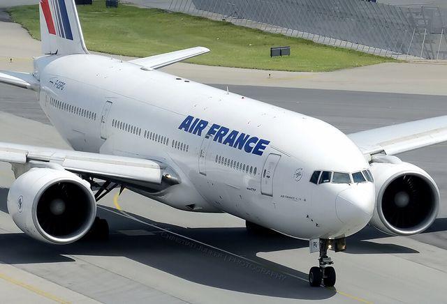 Boeing 777-228/ER d'Air Franc