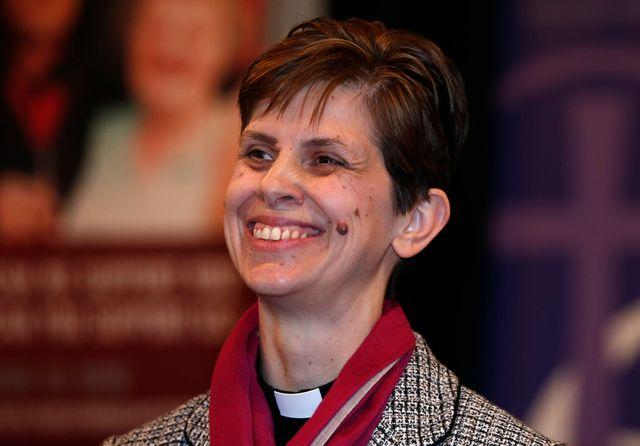 Libby Lane, la première femme Evêque de l'Eglise d'Angleterre