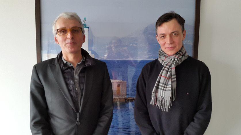 Olivier Rey et Michel Lussault
