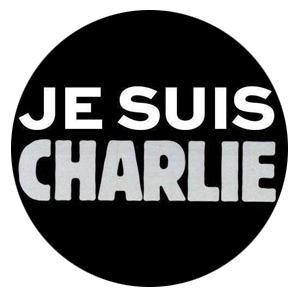 je suis charlie rond