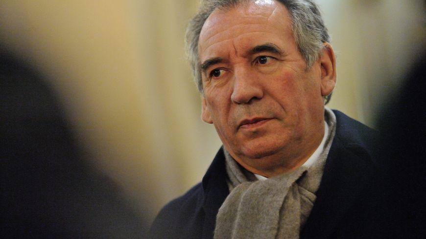 François Bayrou, maire de Pau, ici en décembre 2014.