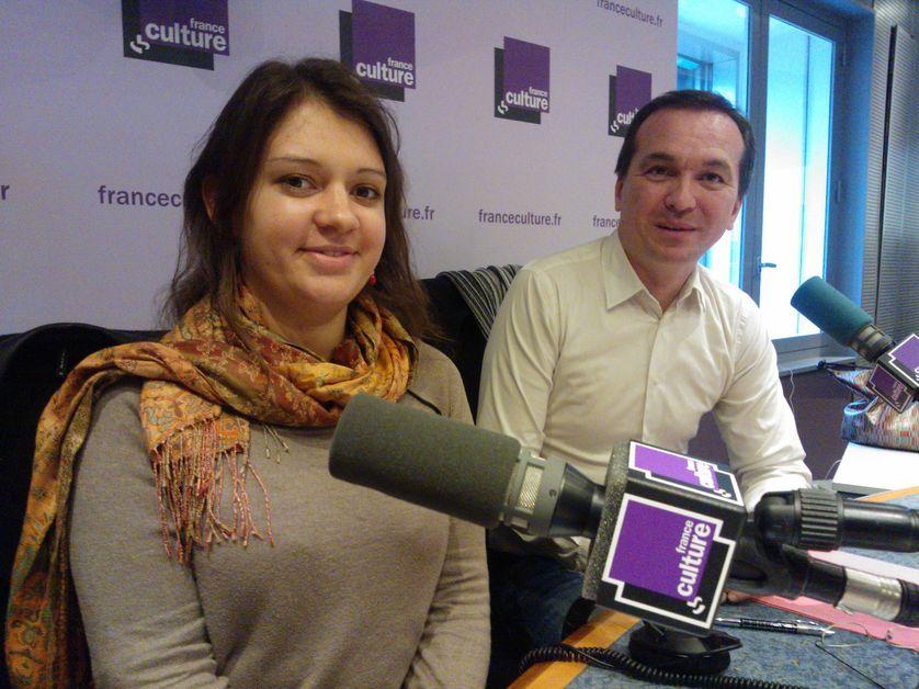 Carole Lapeyre et Stéphane Lelièvre