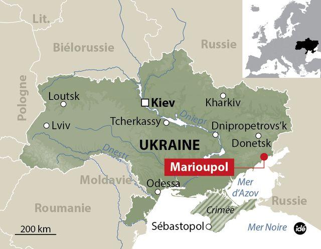 Marioupol Infographie