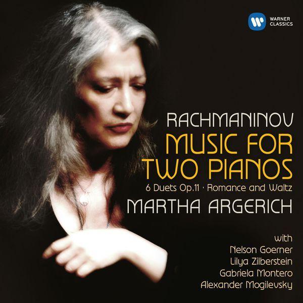 Rachmaninov: Music for two piano
