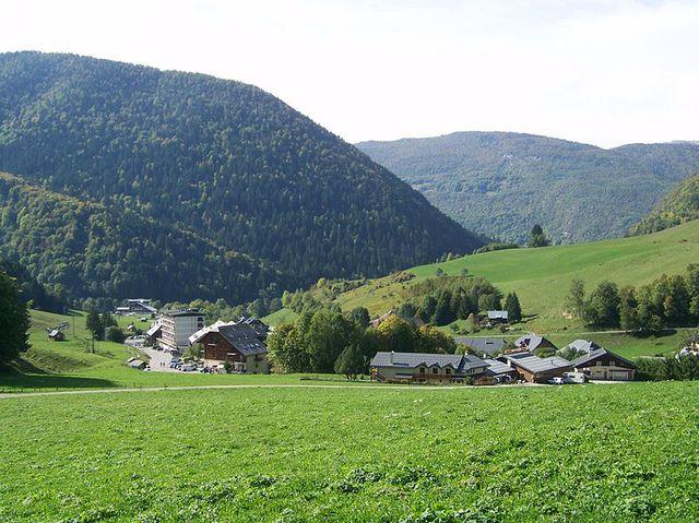 Aillon-le-Jeune (Savoie) - station