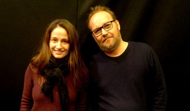Le RDV : Marie GILLAIN et Xavier BEAUVOIS