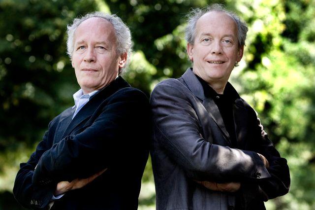 Jean-Pierre et Luc Dardenne, 2008.