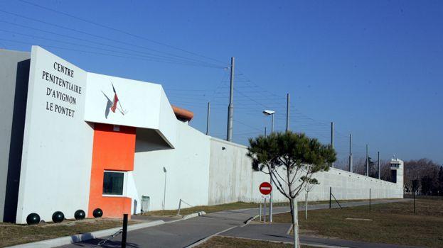 Prison du Pontet Avignon