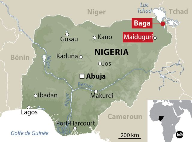Attentat mortel à Maiduguri