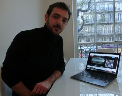 Pixel Pub en ligne - Charles Cappa, playTV.fr