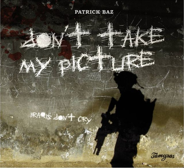 Don't take my picture – Iraqis don't cry