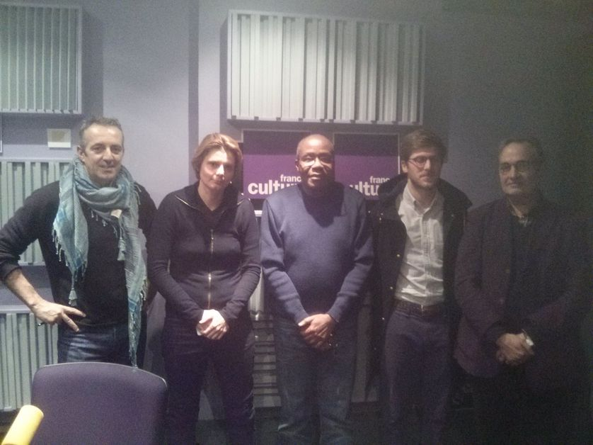 Frédéric Barreyre, Caroline Fourest, Francis Kpatindé, Scott Sayare, Jean-Marie Charon
