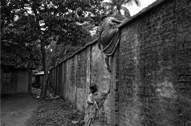 le mur et la peur G Turine