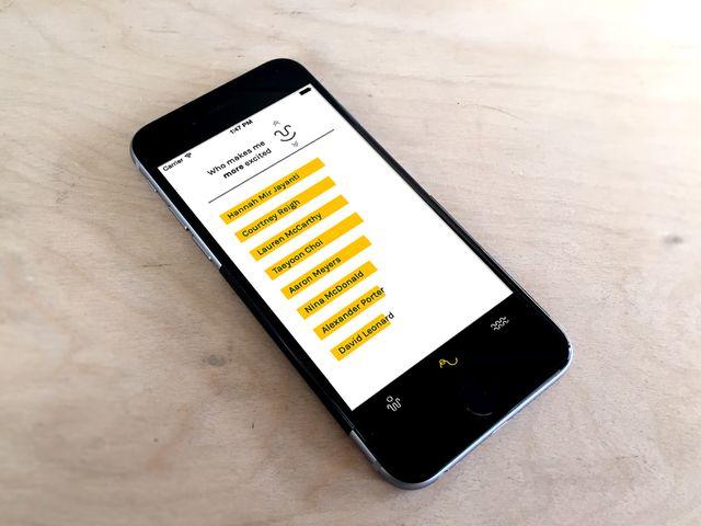 Pplkpr, l'appli qui vous aide à faire le tri dans vos amis.