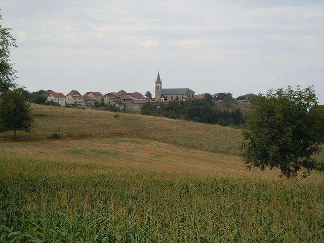La Bâtie-Divisin (Isère)