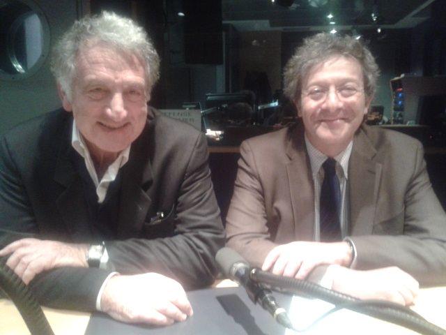 René Frydman et Philippe Ruszniewski
