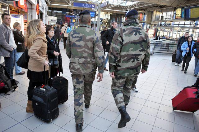 Mobilisation générale en Ile-de-France et en Picardie