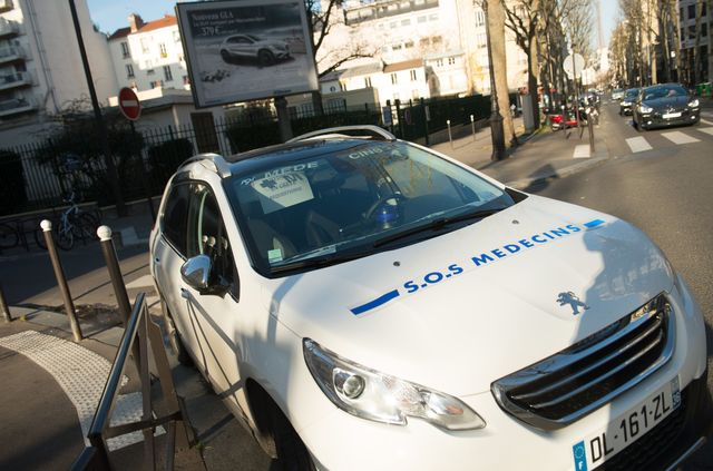 SOS Médecins en grève