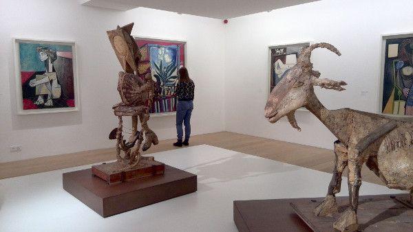 Le musée Picasso, à Paris