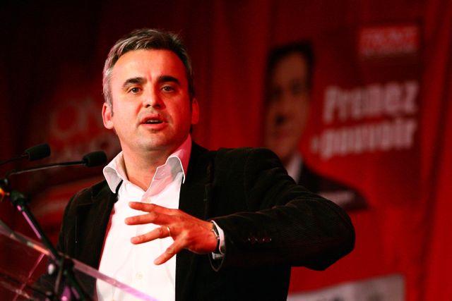 Alexis Corbière, Secrétaire national du Parti de gauche