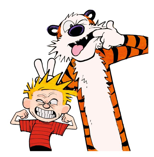 Expo Calvin and Hobbes