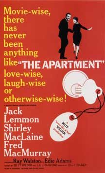 The Apartment (affiche)