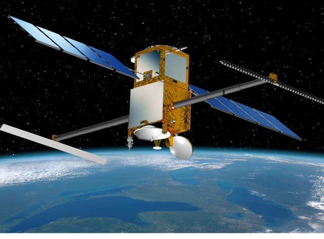 Le satellite SWOT