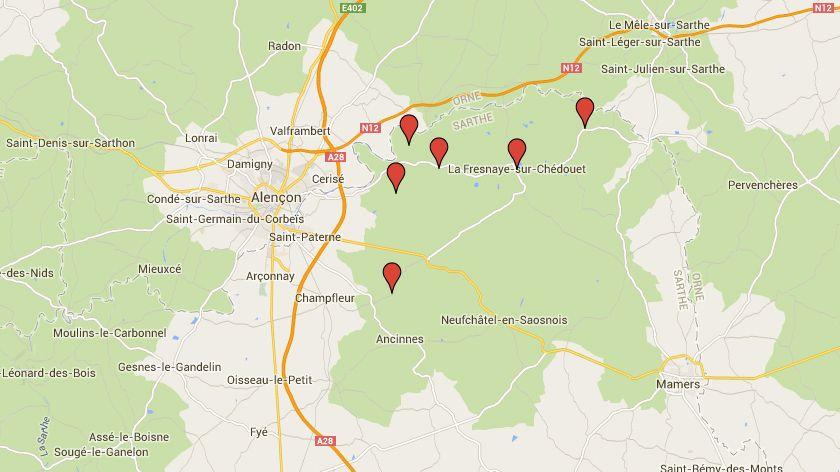 Les six villages ne forment plus qu'une seule et même commune