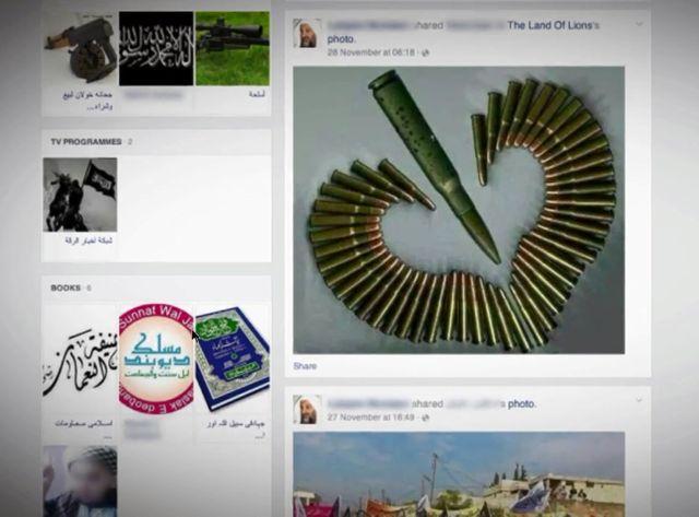 Capture d'écran de la campagne choc du gouvernement contre le djihadisme
