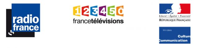 logos RF FceTV MinDeLaCom