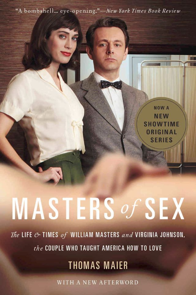 Masters of sex (affiche)