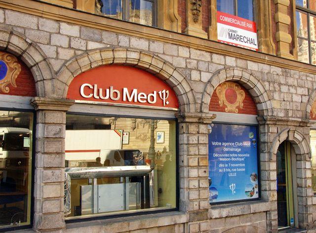 Fosun a pris le contrôle du club Med au prix de 24,60 euros par action.