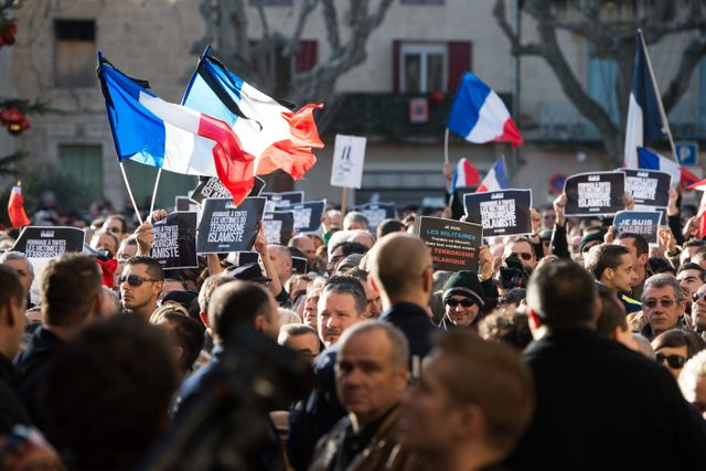 Rassemblement Front National Beaucaire