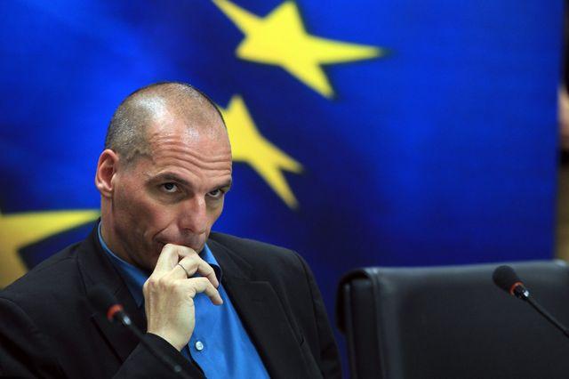 Le ministre des Finances grec Yanis Varoufakis est reçu à Bercy ce dimanche.