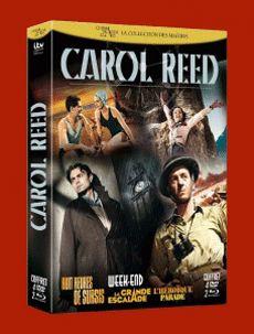 Coffret DVD Carol Reed