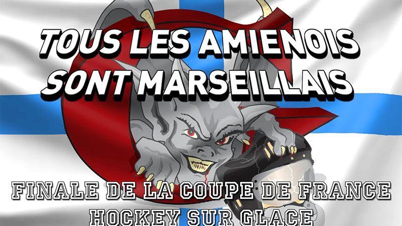 finale coupe de France de Hockey Gothiques-Rouen