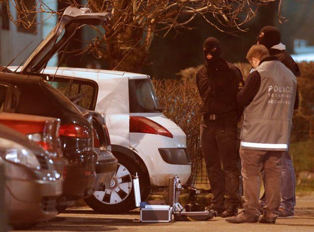 Les enquêteurs recherchent les éventuels complices