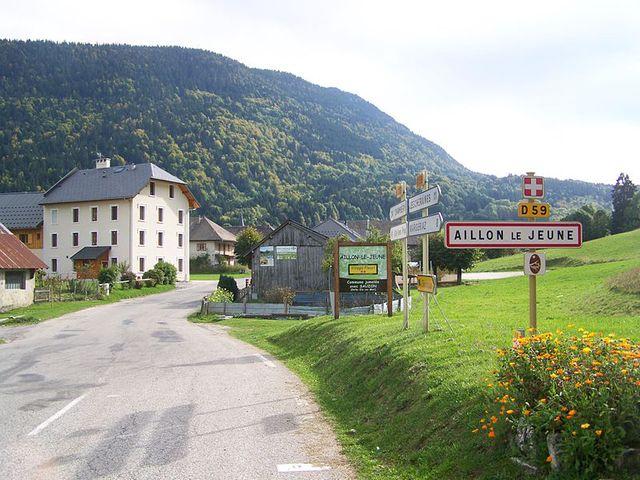Aillon-le-Jeune (Savoie)