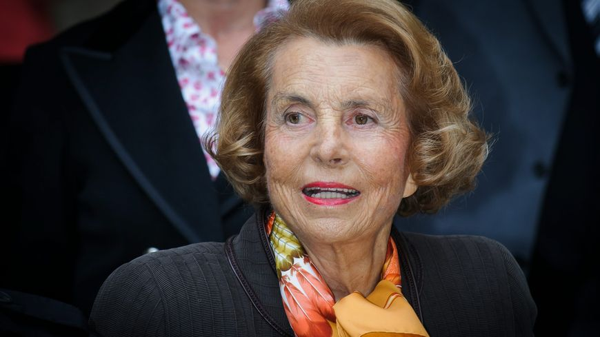 Liliane Bettencourt (archive, 2011)