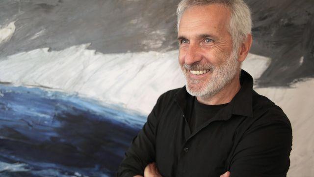 Jean-Marc Rochette, dessinateur du Transperceneige
