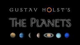 Les Planètes de Gustav Holst
